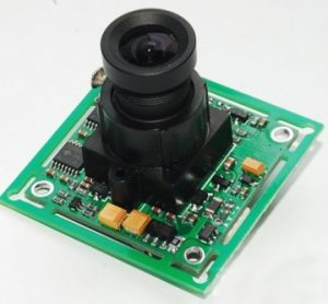 A camera embedded system.