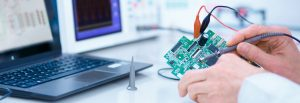 Embedded systems tests.
