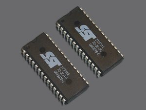 Multi-time programmable EPROM chips